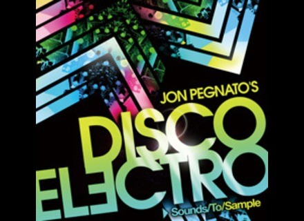 Sound To Sample Disco Electro