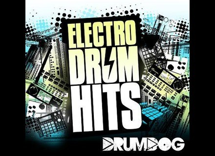 Sound To Sample Electro Drum Hits