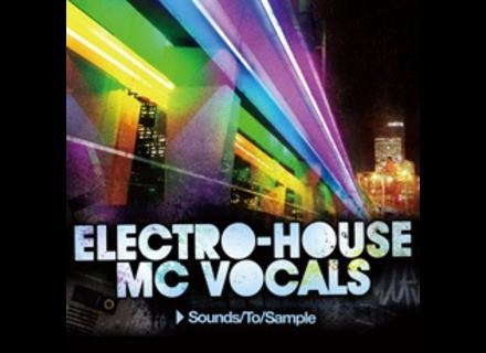 Sound To Sample Electro-House MC Vocals