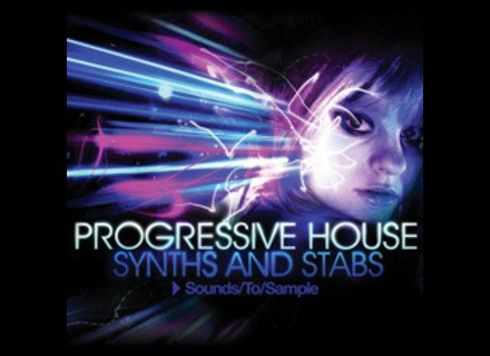 Sound To Sample Progressive House Synths & Stabs