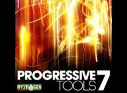 Sound To Sample Progressive Tools 7