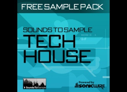 Sound To Sample SOUNDS TO SAMPLE FREE PACK - Tech House