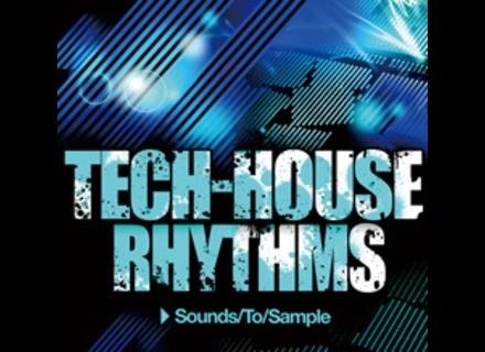 Sound To Sample Tech-House Rhythms