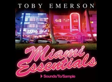Sound To Sample TOBY EMERSON - MIAMI ESSENTIALS