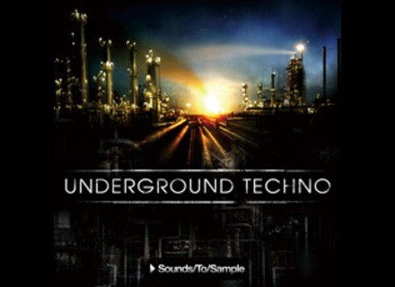 Sound To Sample UNDERGROUND TECHNO