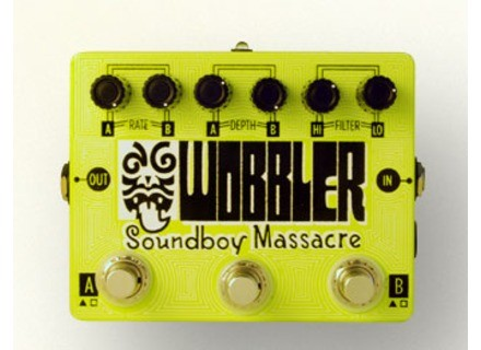 Soundboy Massacre Wobbler