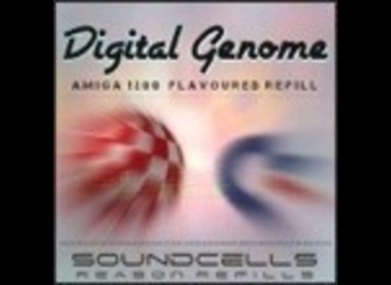 Soundcells Digital Genome
