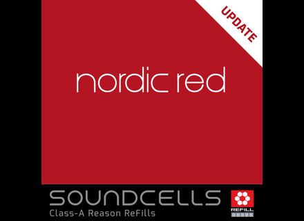 Soundcells Nordic Red 3