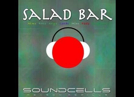 Soundcells Salad Bar