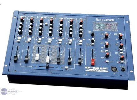 Soundcraft D-Mix 500