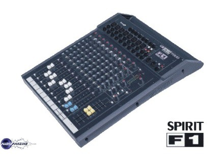 Soundcraft Spirit F1