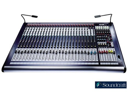 Soundcraft GB4 12