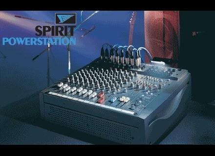 Soundcraft Spirit