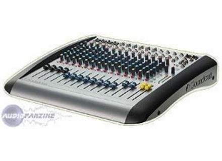 Soundcraft Spirit ES