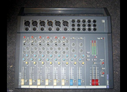 Soundcraft Spirit Folio 10/2