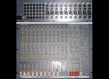 Soundcraft Spirit Rack Pack