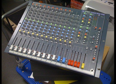 Soundcraft Spirit RacPac