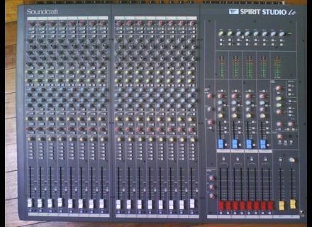 Soundcraft Spirit Studio LC 16/8/2