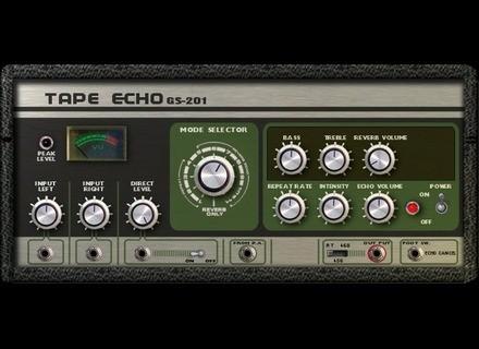 Soundfont.it GS-201 Tape Echo