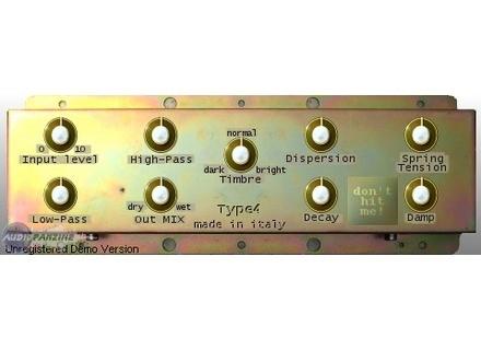 Soundfont.it Spring Reverb Type4