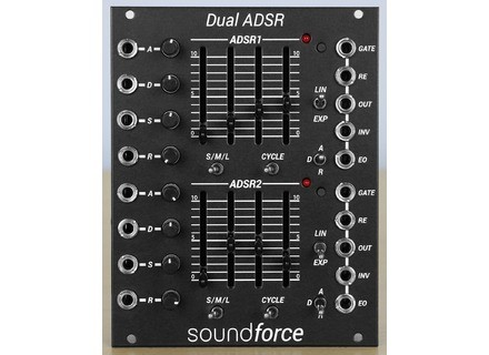 SoundForce Controllers Dual ADSR