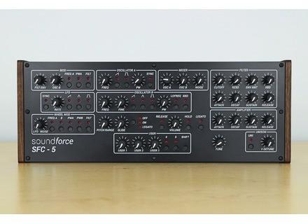 SoundForce Controllers SFC-5 v2