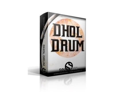 Soundiron Dhol Drum 2