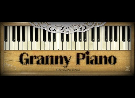 Soundiron Old Granny Piano 2