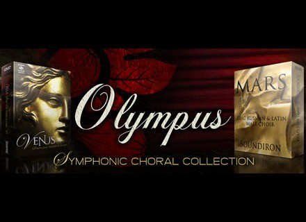 Soundiron Olympus Symphonic Choral Collection
