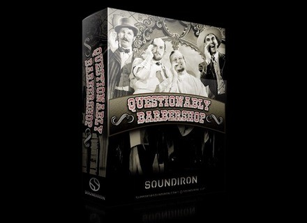 Soundiron Questionably Barbershop
