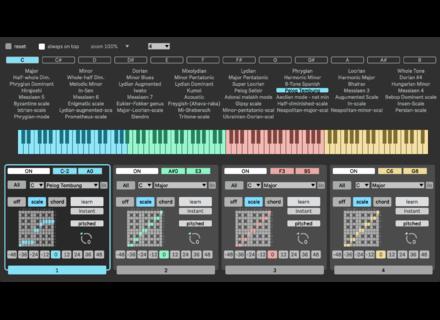 Soundmanufacture Scale-O-Mat 4
