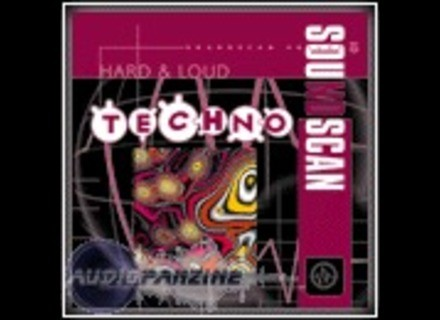 Soundscan 01-Hard & Loud Techno