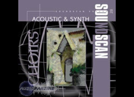 Soundscan 28-Choir Acoustic & Synth
