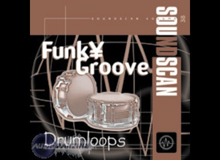 User reviews: Soundscan 38-Funk-Groove Drumloops - Audiofanzine