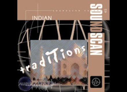 Soundscan 45-Indian Traditions