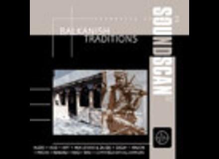 Soundscan 63-V2-Balkanish Traditions