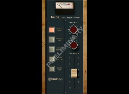 Soundtoys Juice