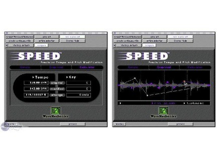 Soundtoys Speed