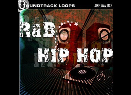 Soundtrack Loops R & B HIP HOP- LOOPS & SAMPLES