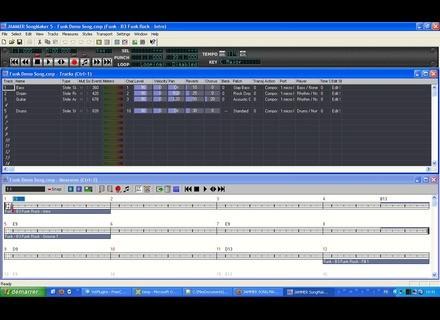 SoundTrek Jammer Song Maker 5