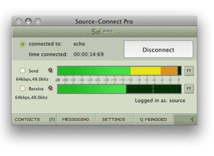 Source Elements Source-Connect 3