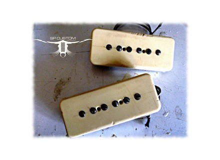 "SP Custom Handwound Pickups P90 ""Smokey90"" Warm"