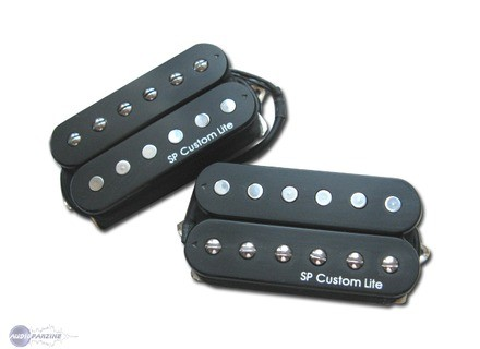 SP Custom Handwound Pickups The Rock Lite