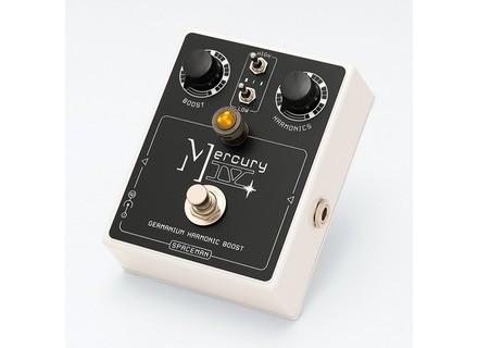 Spaceman Mercury IV White Edition