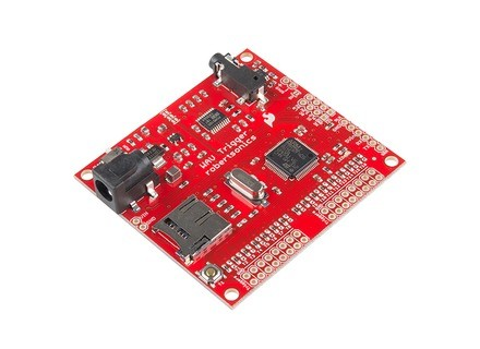 SparkFun Electronics WAV Trigger
