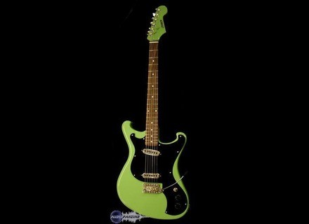 Sparrow Guitars Von Drat Surf