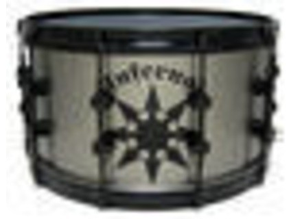 "Spaun Drums ""Inferno"" Signature Snare"