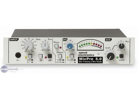 Speck Electronics MicPre 5.0