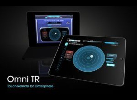 Spectrasonics Omni TR iPad App