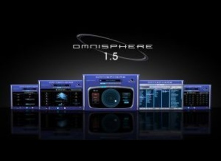 "Spectrasonics Omnisphere 1.5 w/ ""The Orb"""